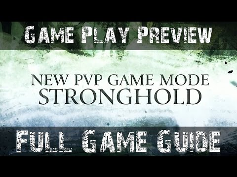 Stronghold - Complete Guide and Game play! GW2 Heart of Thorns