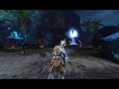 Mikei's GW2 Character Skins and Dyes