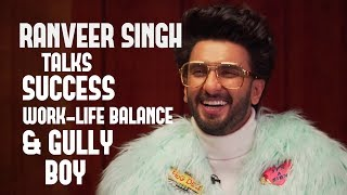 Ranveer Singh gets emotional while reflecting on the past year