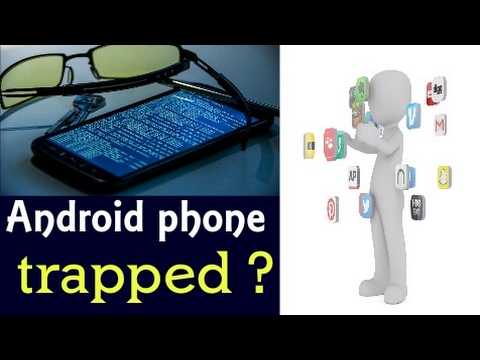 How can you check if your Android phone is being tracked or trapped?