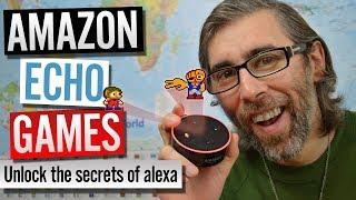 REMAKE] How to beat the garage in the Amazon alexa escape the room