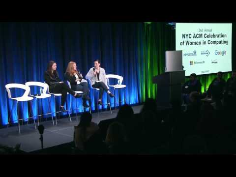 2017-3-31 2nd Annual NYC ACM Celebration of Women in Computing Part 2 (Panel Discussion)