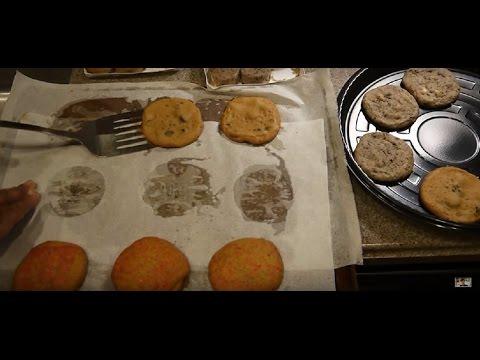 Frozen Baked  Cookies