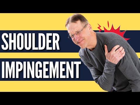 Absolute Best Shoulder Impingement Exercises (Self-Treatments)