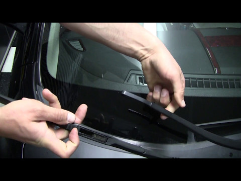 Windshield wipers replacement Mazda 6 2009-2013