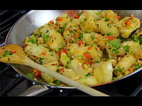 Cassava Boiled And Fried #TastyTuesdays   CaribbeanPot.com