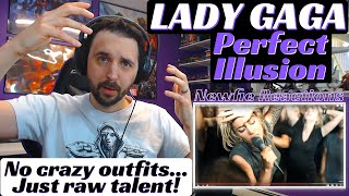 Lady Gaga Reaction | Perfect Illusion | Music Video