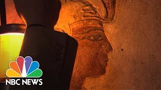 Mystery Of The Missing Mummies Solved At The Cave Of The Lost Pharaohs | NBC News