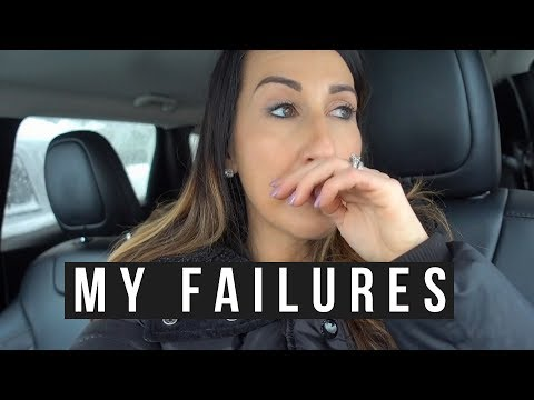 My FAILURES - Do You Struggle With This? DRIVEN