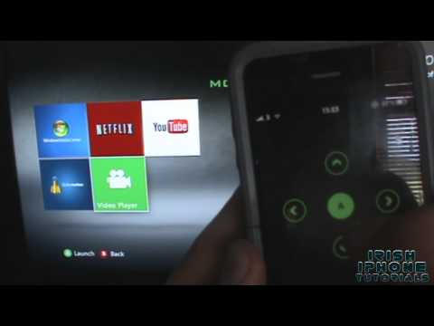 How to Use your iPhone / iPod / iPad as an XBOX 360 Controller