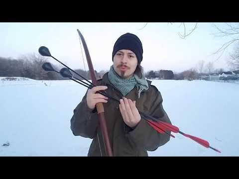 LARP - Calimacil Arrows Test & Review