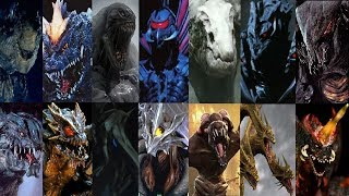 Defeats of My Favorite Kaijus/Giant Monsters  Villains ( RE UPLADED)