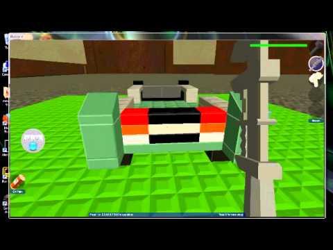 Blockland Tutorial - Building a Blocko Car Part 1 of 3