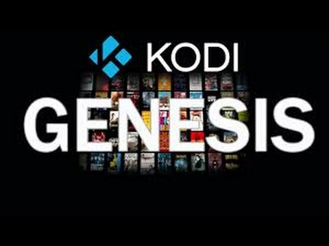 Easy way to install Genesis addon to Kodi (September 2015)