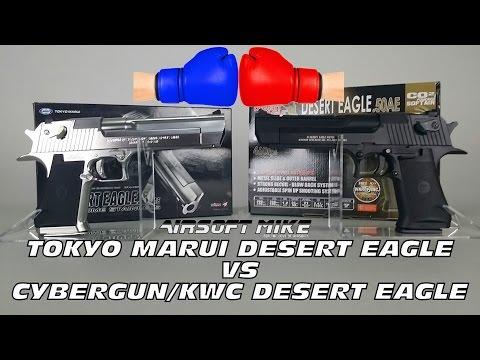 Desert Eagle CO2 airsoft pistol - VidoEmo - Emotional ...