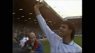 Leeds United movie archive - Leeds v Genoa May 8th 1990 Promotion Friendly