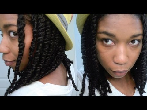 How To Trim Curly Natural Hair Without Heat | Updated Routine