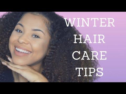 WINTER NATURAL HAIR CARE || JAMYLA NOELLE