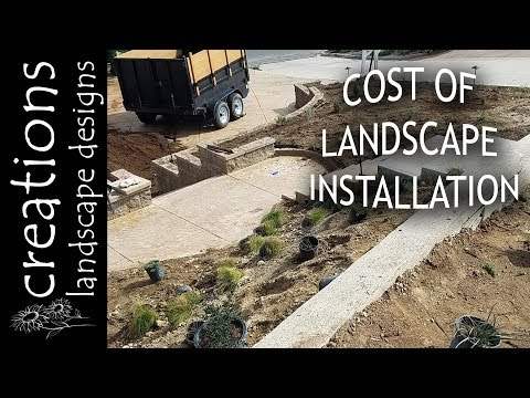 How Much Should You Pay A Landscape Contractor