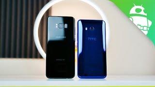 HTC U11 vs Samsung Galaxy S8: A Very Close Battle
