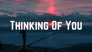 Download Katy Perry - Thinking Of You (Lyrics)