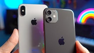 iPhone 11 vs iPhone X: Which phone should you buy? | Camera, Speed, Gaming, Battery, Screen