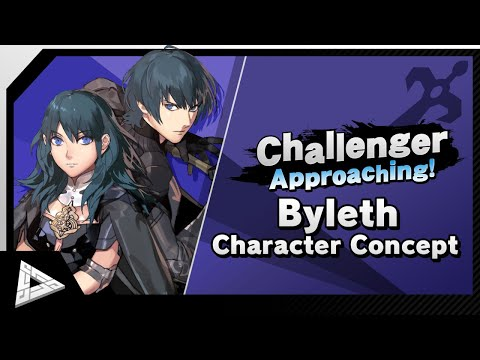 Byleth: A Not-So-Simple Swordfighter - Challenger Approaching