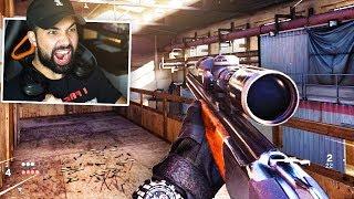MY FIRST GAME in Call of Duty Modern Warfare (2V2 ALPHA)