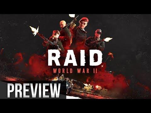 Raid World War 2  - (Tutorial) Gameplay / Preview - Xbox One