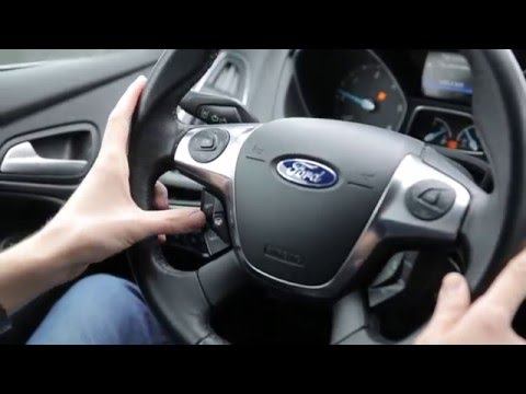 Introducing Ford Traffic Jam Assist