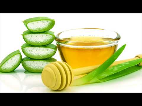 Effective Home Remedy For Red Eyes Is Aloe Vera Juice - How To Use