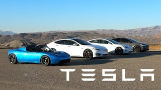 Download Which Tesla is the FASTEST? Video