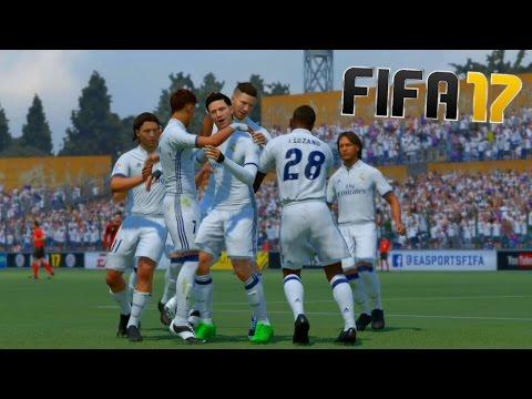 FIFA 17 - PRO CLUBS - TIME AGRESSIVO LEVA GOLEADA!