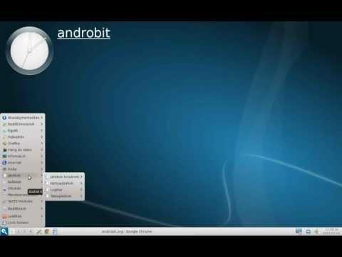 Razor-qt Androbit.org,