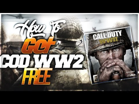 HOW TO GET COD WW2 FREE WITHOUT PAYING TRICK! (Ps4 Secrets)