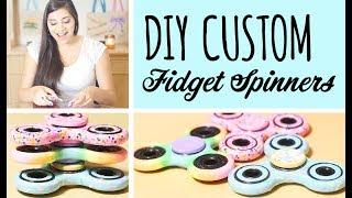 Download DIY Custom Fidget Spinners Video