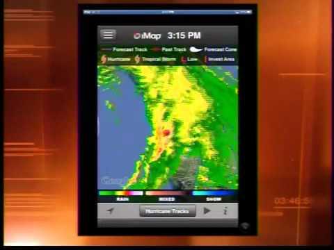 Storm Shield alerts meteorologist of tornado warning on air