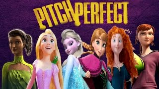 Nondisney pitch Perfect Trailer