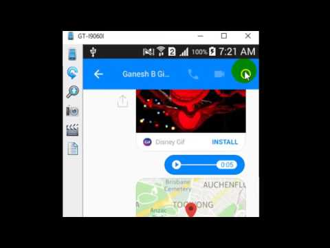 How to delete all messages in Facebook messenger android app