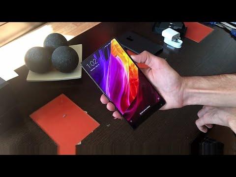 Unboxing [ In Romana ] Xiaomi Mi Mix 18K - 6GB RAM, 256GB ROM - Telefon Fara Margini [ Bezeless ]