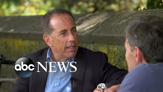 Download Jerry Seinfeld says he saved every good joke he's ever written Video