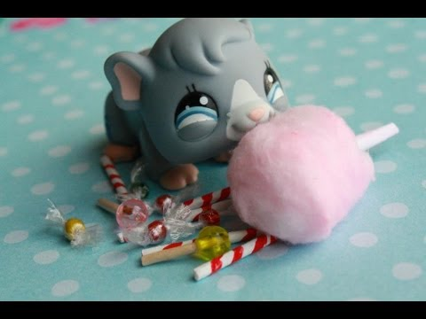 How to Make Sweets and Treats for Your Dolls and LPS - Doll Crafts
