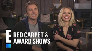 """Kristen Bell & Dax Shepard Play """"First & Last"""" Game 