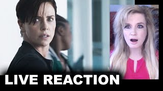 The Old Guard Trailer REACTION