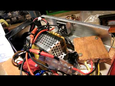 How to make a 12 Volt car battery charger