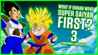 Download WHAT IF GOHAN WENT SUPER SAIYAN FIRST? PART 3 | MasakoX Video