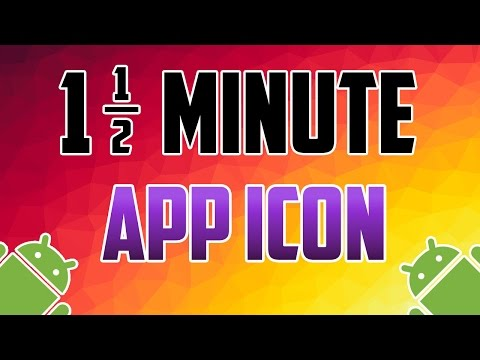 Android Studio : How to Add App Icon
