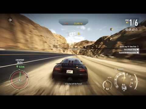 Need for Speed™ Rivals - Grand Tour 8:36.38 - Sesto Elemento