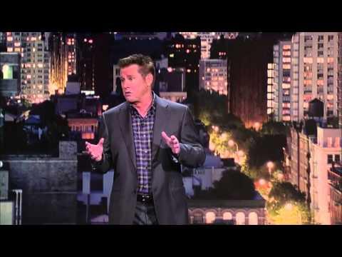 Brian Regan 25th appearance Letterman - Nov 2012