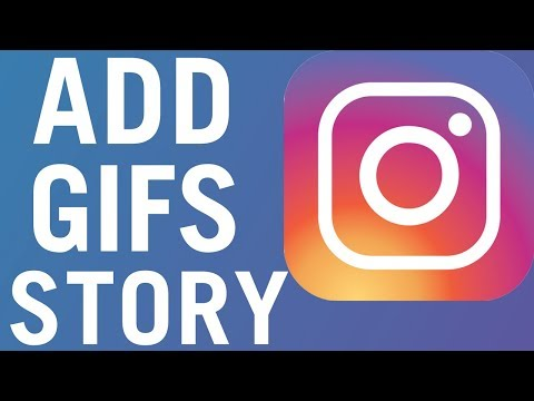 How To Add GIFS to Your Instagram Story